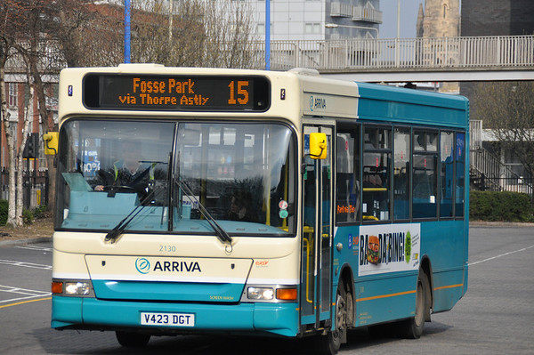 17-03-11 Leicester Buses