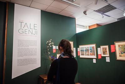 Exhibiting Africa & Tale of Genji