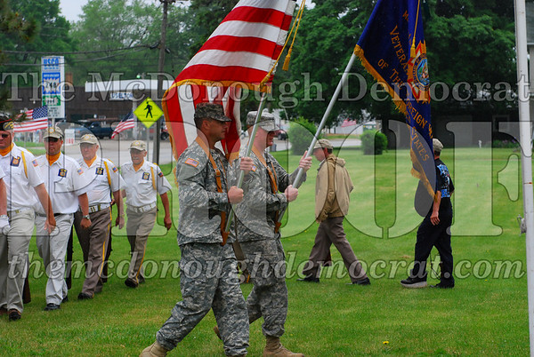 2009 Memorial Day Services 05-25-09