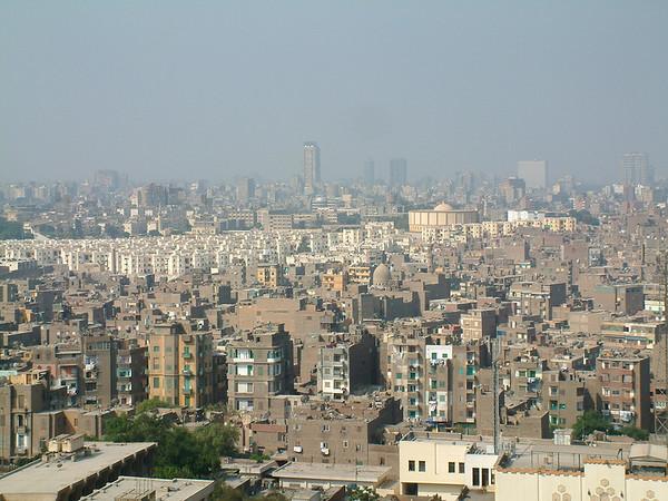Cairo - The Citadel & Hanging Church