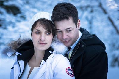 Marc & Stephanie  - Dec 14, 2012