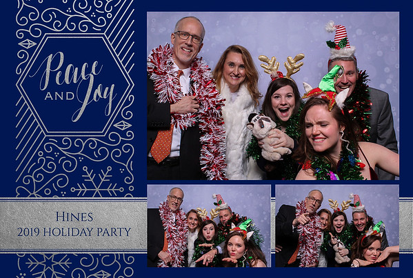 12-13-2019 Hines Holiday Party