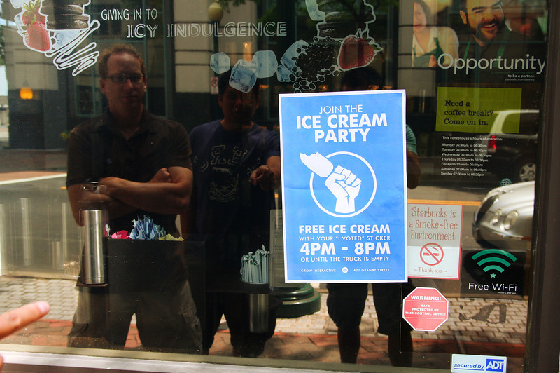 05/02/2012 - Ice cream partay