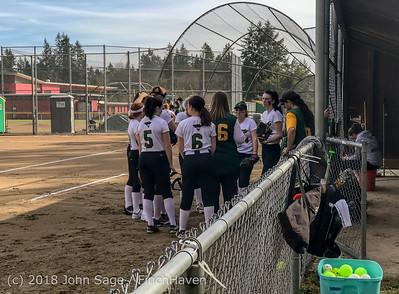 Vashon Island High School Spring 2018