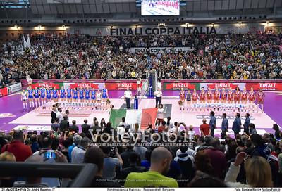 Nordmeccanica Piacenza - Foppapedretti Bergamo | Finale #CoppaItalia #A1F