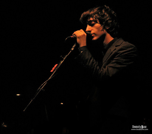 The Last Shadow Puppets - L'Olympia 2008