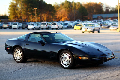 1994 Chevrolet Corvette -Sold