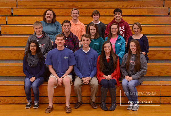 BHS Club pictures 2014