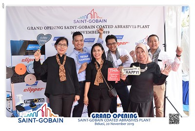 191120 | Grand Opening Saint-Gobain Coated Abrasives Plant
