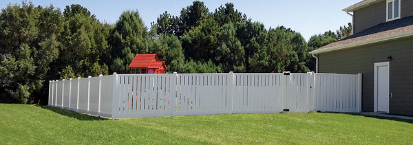 Lakeview IIa HVHZ Fence Gallery