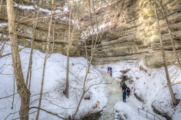 Starved Rock March 09 2014