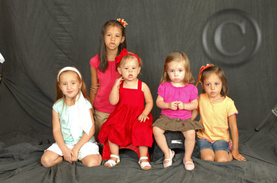 Stewart Grandchildren 08-04-10