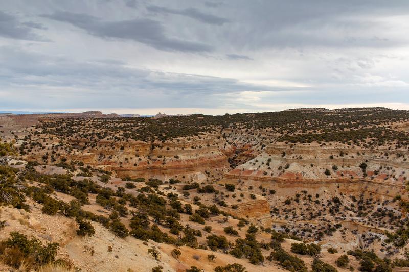 Canyon Maze
