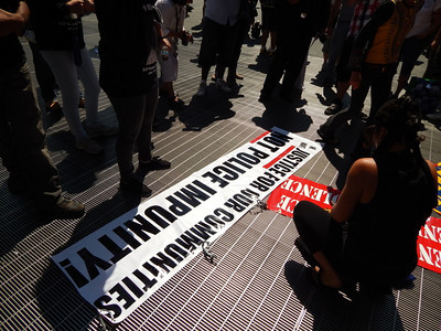 Justice for Sammy Yatim rally and march