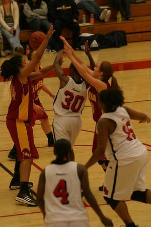 Cal State U EastBay Basketball Invite - 11/30/07