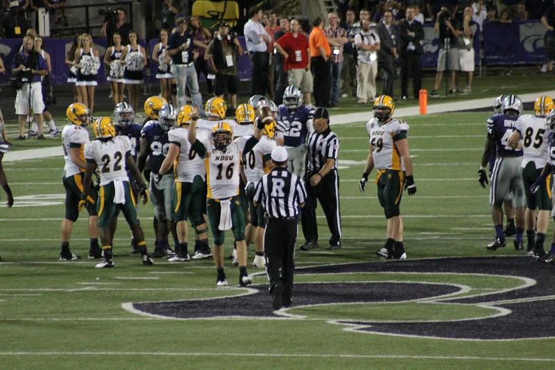 2013 Bison Football - Kansas State 701.JPG