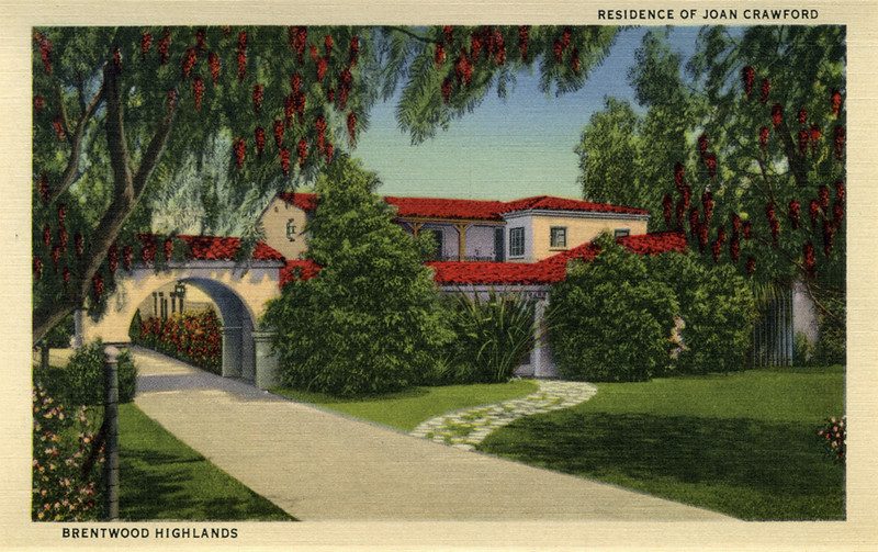 Residence of Joan Crawford