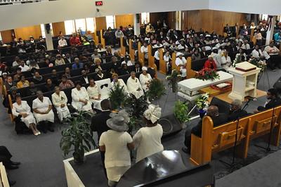 2016 Funerals