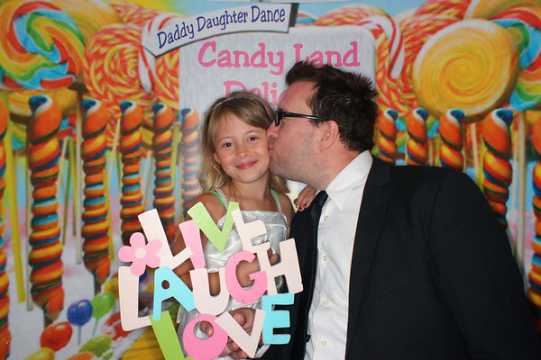 City of Lewisville Daddy Daughter Dance