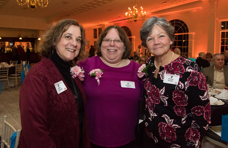 02/06/19  Wesley Bunnell | Staff  The Southington YMCA held their 90th Annual Celebration and Recognition dinner at the Aqua Turf Club on Wednesday evening. The Healthy Living Award was presented to Common Good Garden.  Paula Leibovitz, L, Suzanna Rohman and Christie Kuriger.