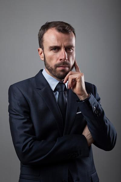 Portraits d'entrepreneurs et professionnels