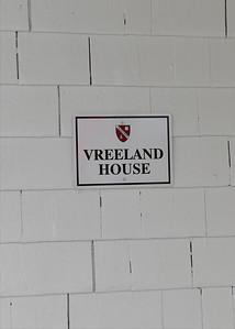 Vreeland House Dedication April 26