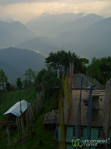 Mountain Views - Pelling, Sikkim