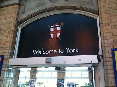 York, England 2009