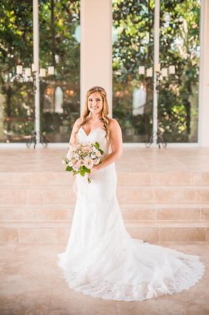 Megan Bridal Portraits