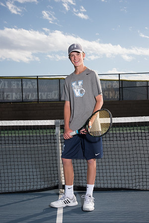Individual Photos - Boys Tennis