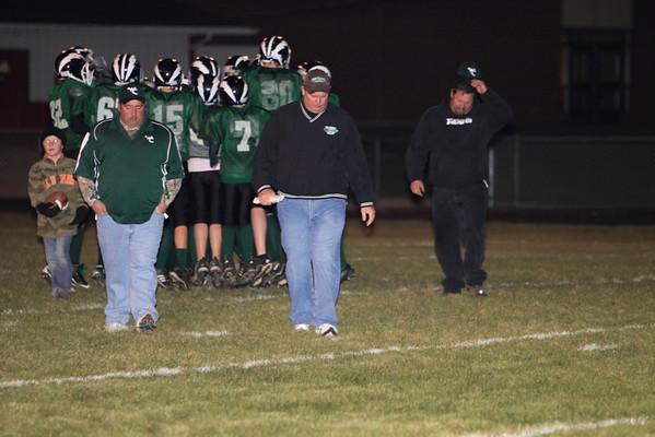 West Carroll vs Forreston 8th Grade