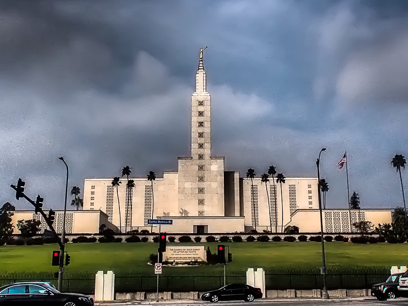 January 12 - Mormon Temple_ Los Angeles.jpg