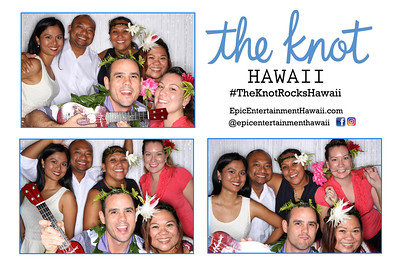 The Knot Hawaii Mixer 2016