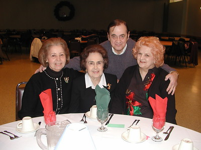 Philoptochos Senior Citizen Luncheon - December 12, 2002