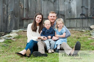 The McMahon Family 2018