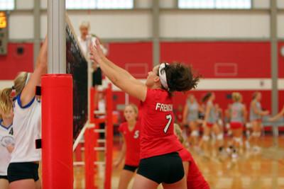 Girls JV Volleyball - 2007-2008 - 9/19/2007 Quad