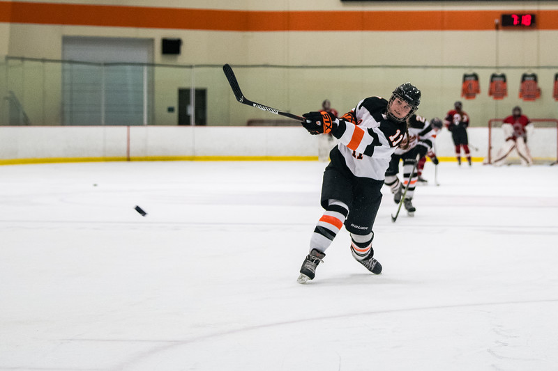 Girls Varsity Hockey -V- Stillwater Senior night