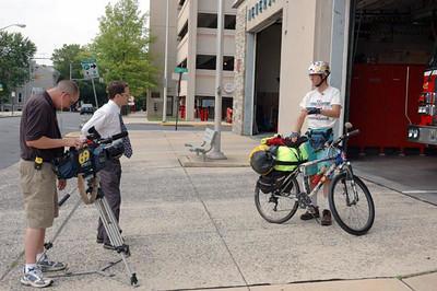 Cycle USA  9-11 Tour