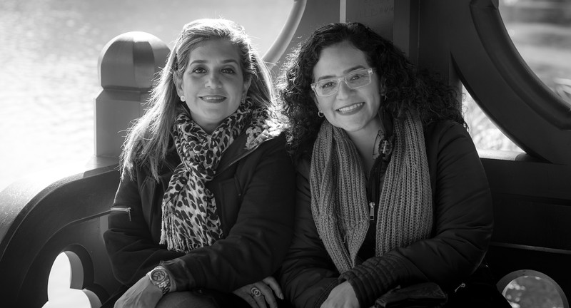 Tatiana y Sonia in NYC