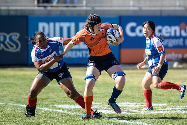 03-07-2015 -  Women Rugby - Glendale Raptors vs Twin Cities Amazons