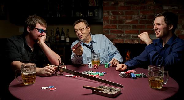 Grandpa's Poker Emporium