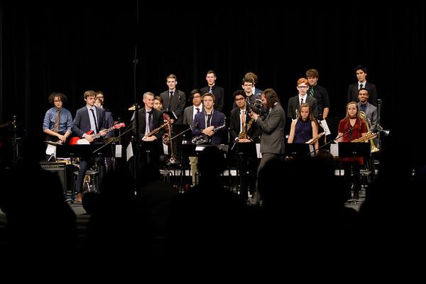 2018 All Region Jazz Concert