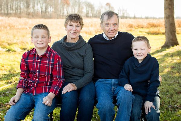 Dewey Family 2017