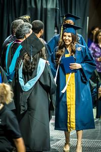Carter High  Graduation 2015