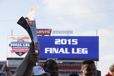 2015-07-16 ROUTES 2 & 3 - Levi's Stadium, Santa Clara