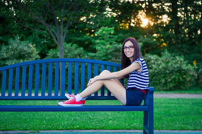Senior Session: Juliana Easterday