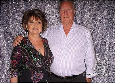 Teri and Ron's 40th Anniversary