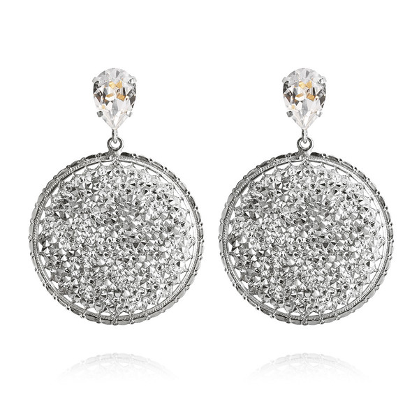 Alexandra Crystal Rocks / CAL + Crystal Rhodium
