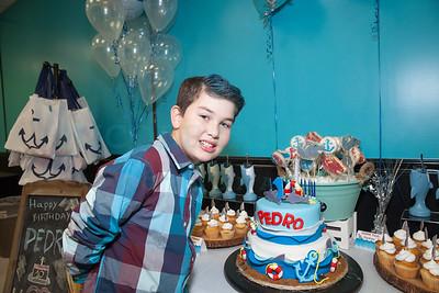 Pedro 10th Birthday