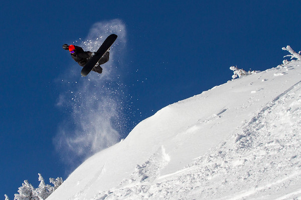 Randal Goes Snowboarding - 2017.01.27
